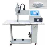 Buy cheap Multifunctional Ultrasonic Sewing Machine In Surgical Gown / Bulletproof Vest from wholesalers