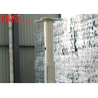 Heavy Duty Adjustable Steel Shoring Posts Galvanization Surface L Shaped