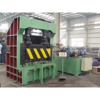 Buy cheap Open Style Feed Box Scrap Metal Shear For Iron And Copper , Hydraulic Plate Shear from wholesalers