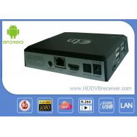 Buy cheap CTN Quad Core Android Smart IPTV Box XBMC With Google Media Player from wholesalers