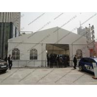 Buy cheap White Aluminum Frame Exhibition Canopy Tent 15m Width With Luxury Lining Decoration from wholesalers
