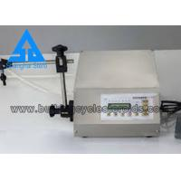 Buy cheap Liquid Fillers Home Brew Equipment OEM Standard Machine Equipment Vials Filler from wholesalers