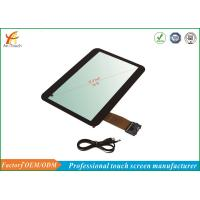 Buy cheap USB POS Touch Panel , 12.5 Inch ATM Machine Touch Screen For Touch Monitor from wholesalers