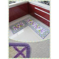 Buy cheap Personalized Recycled cotton anti-fatigue commercial floor mats for household from wholesalers