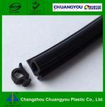 Buy cheap Sliding Aluminum Door UPVC Rubber Seal Strip , Car Door Rubber Seal from wholesalers