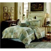 Buy cheap Duvet Reactive Printed Quilt Bedding Set , Queen Size Comforter Set from wholesalers