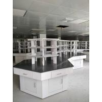 Buy cheap Commercial Laboratory Furniture,Metal Laboratory Workbench,Steel-Frame PP Workbench from wholesalers