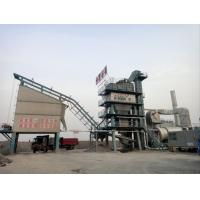 Buy cheap 5 Screen Layer Asphalt Batch Mix Plant With Electronic Ignition Italia Burner from wholesalers