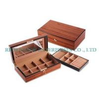 Buy cheap wooden jewellry Boxes,Jewelry case,wood box from wholesalers