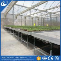 Buy cheap Greenhouse bench rolling bench ebb and flow tables from HEBEI from wholesalers