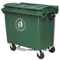 Buy cheap Plastic Dustbin with Pedal Opening from wholesalers