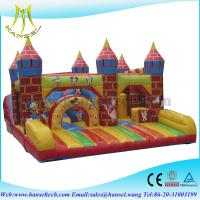 Buy cheap Hansel Backyard Lawn  Inflatable Mini Inflatable Bouncer for Kids from wholesalers