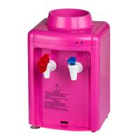 Buy cheap CE RoHS approved low noise high quality R600a refrigerant ABS front panel mini water dispenser from wholesalers
