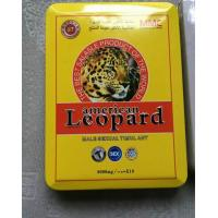 Buy cheap American Leopard Herbal Men Enhancement Supplement , Male Sex Medicine from wholesalers