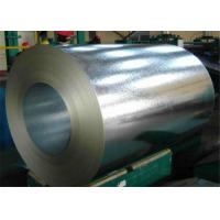 Buy cheap Electric Apparatus Galvanised Metal Strips Regular Spangle 3 - 10 Ton Weight from wholesalers