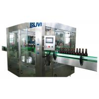 Buy cheap PLC Control Energy Drink / Carbonated Drink Filling Machine 70 - 80 BPM 3500 KG from wholesalers