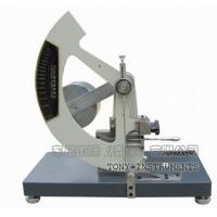 Buy cheap Pro Elmendorf Tearing Laboratory Test Equipment For Textile Strength product