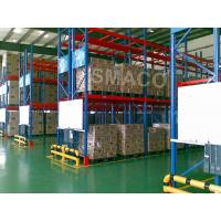 Buy cheap High Density OEM Warehouse Pallet Racking System Versatile / Customized Industrial Storage Rack Systems from wholesalers