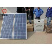 Buy cheap 500W Off Grid Solar System , Off Grid Power Supply Systems With Overcharge Protection from wholesalers