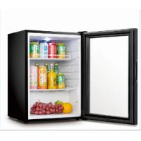 Buy cheap Compact  Glass Front Mini Fridge / Small Glass Front Beverage Refrigerator from wholesalers