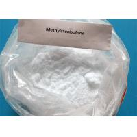 GMP Standard Nandrolone Steroid Methylstenbolone Prohormone For Bulking CAS 5197-58-0