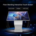 Buy cheap Indoor 1920*1080 32 Interactive LCD Touch Screen from wholesalers
