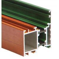 High Intensity Aluminum Extrusion Profiles Black / Golden / Silver