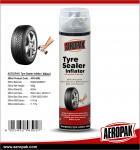 Buy cheap Hot sale 450ml Aerosol Puncture Tyre Repair Tyre Sealer&Inflator for Car Repair from wholesalers