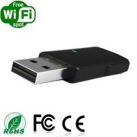 Buy cheap MIMO 2T2R 300Mbps high speed USB Network card with WPS function from wholesalers