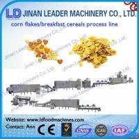 Buy cheap automatic breakfast corn flakes machine breakfast cereal making machine from wholesalers
