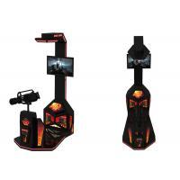 Buy cheap VR Gatling 9D Virtual Reality Motion Simulator , 360 Degree HTC Vive Flight Simulator product