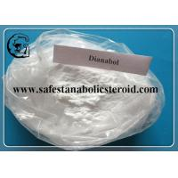 Buy cheap USP Dianabol Hormones Raw Anabolic Steroids Methandrostenolone For Bodybuilding from wholesalers