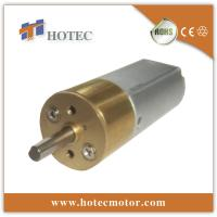 Buy cheap customized shaft light duty 12v dc geared motor from wholesalers