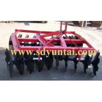 Buy cheap Pair Setting Light-duty Disc Harrow from wholesalers