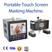 2016 China high quality dot peen marking machine for Die Steel