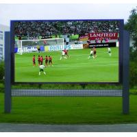Buy cheap 120 / 60 degree Viewing Angle LED display Sports for Football Game with Pitch 20mm from wholesalers