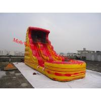 Buy cheap jumping castles inflatable water slide dubai water slide inflatable water slide blower from wholesalers