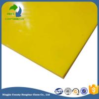 Buy cheap Professional manufacture pe plastic colored China hdpe 300 plastic sheet from wholesalers
