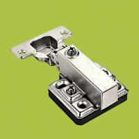Buy cheap hot sell furniture hardware  half-overlay hinges ,components for cabinet from wholesalers