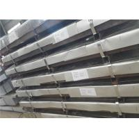 Buy cheap GB Thin Stainless Steel Sheet Metal , Elevator Decoration 316 SS Plate from wholesalers
