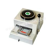 Buy cheap smart card embossing machine ,credit card embosser from wholesalers
