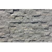 Buy cheap Dark Grey Granite Stone Cladding,Natural Granite Culture Stone,Outdoor/indoor Stone Panels,Stacked Stone from wholesalers