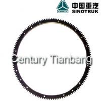 Buy cheap SINOTRUK HOWO Truck Engine Parts 612600020208 Starter Ring Gear from wholesalers