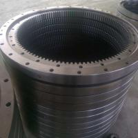 Buy cheap 81N6-01020 slewing bearing, Hyundai R210LC-7 slewing ring, 50Mn turntable bearing in stock from wholesalers