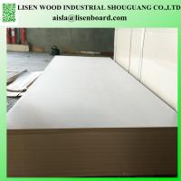 Buy cheap Raw/Plain MDF board, 18mm MDF sheet from wholesalers
