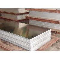 Buy cheap 1050A / ENAW - 1050A Aluminum Alloy Sheet Plate For Electrolytic Zinc Cathode from wholesalers