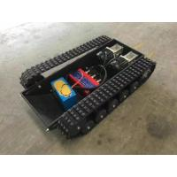 Buy cheap Small Size Rubber Track Undercarriage Dp-ywt-130 With Loading Weight 200kg from wholesalers