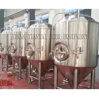 Buy cheap 3500L Beer Brewery System from wholesalers