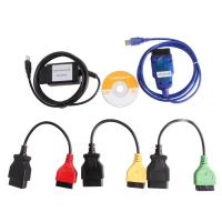 Buy cheap Auto Diagnostic Tools FiatECUScan software ECu Chip Tuning For Alfa Romeo from wholesalers