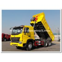 Buy cheap SINOTRUK HOWO A7 Heavy Duty Dump Truck 6x4 20 CBM With Triangle Tubeless Tires product
